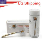ZGTS Titanium 192Pin Micro Needle Beauty Wrinkles Scars Acne Derma Roller