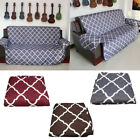 Pet Furniture Couch Protector Dog Cat Mat Blanket Sofa Cover - 1 2 3 Seater