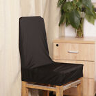 UNIVERSAL STRETCH LOW BACK CHAIR SLIPCOVER HOTEL CLUB BAR STOOL SEAT COVER