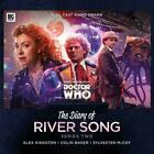 Diary of River Song by Guy Adams Compact Disc Book Free Shipping!