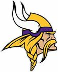 Minnesota Vikings NFL Color Die Cut Vinyl Decal Sticker - You Pick the Size on eBay