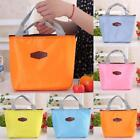 Portable Picnic Insulated Food Storage Box Waterproof Tote Lunch Bag 5 Color Hot