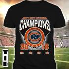 2018 NFC North Division Champions Chicago Bears Football NFL T-Shirt Men S-5XL on eBay