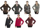 Dollhouse Classic Faux Wool Double Breasted Hooded Pea Coat  Sz S M L XL A0185RM