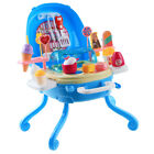 Kitchen Home Appliance Case Shape Cooking Playset Toy Set for Children