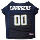 Dog Puppy NFL Jersey Shirt - San Diego Chargers - Officially Licensed $14.99 USD on eBay