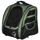 "Pet Gear I-GO2 Traveler Pet Carrier Backpack 16""L x 12""W x 15""H 15lbs Capacity"