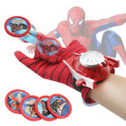 Launcher Gloves  Spiderman Ironman Batman Children Action Figure Kids Boys Toys
