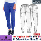 Med Couture Scrubs TOUCH Women's Jogger Yoga Pant 7710