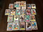 1983 TOPPS FOOTBALL #201 thru #396 - PICK ANY CARD(S) YOU NEED -- NMMT or better $2.5 USD on eBay
