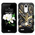for LG K8 (2018) Team Glove Design Rugged Armor Hard+Rubber Hybrid Case Cover $19.95 USD on eBay