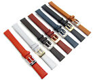 Smooth Stitched XL Extra Long Leather Watch Strap C095 Choose Colour & Size