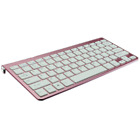 Bluetooth Keyboard Wireless Slim For Android Windows iOS Tablet PC Desktop Mac