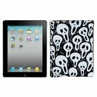 Multi-Style Back Protector Snap-On Slim Case Hard Cover For Apple New iPad 4/3/2