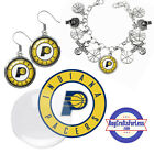 FREE DESIGN > INDIANA PACERS -Earrings, Pendant, Bracelet, Charm <FAST SHIP> on eBay