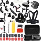 Accessories Kit Mount for Gopro Hero Xiaomi yi 7 6 5 4 session 3 3 2SJCAM SJ4 5