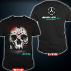 Mercedes AMG - Friday the 13th Man's US shirt so cool T-shirt Size S to 4XL image