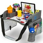 Kenley Kids Snack & Play Travel Tray | Car Seat Lap Tray