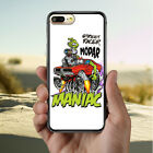 RAT FINK MOPAR MANIAC iPhone 5/5S/SE 6/6S 7 8 Plus X/XS Max XR Case Phone Cover $15.9 USD on eBay