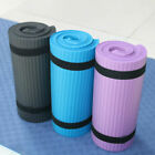 Внешний вид - Large Yoga Hot Pilates Mat Exercise Thick Gym Non-Slip Workout 15mm Mat Fitness