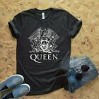 Queen Rock Band T-Shirt Vintage, Design Retro For Fans, Music TShirt