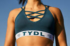 TYDL Sustainable Bamboo Eco-Friendly Women's Sports Bra UK 6-14