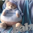 Внешний вид - Baby Kid's bear Sofa Cushion Seat stuffed animal Soft Toys dolls kindergarten