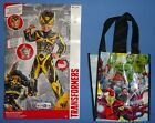 "Buy ""Transformers,Bumblebee;child-2T;Muscle torso-arms;SUPER HERO;trick or treat bag"" on EBAY"