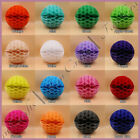 Honeycomb Paper Balls Hanging Decoration Party Wedding Event Holiday