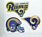 NFL Los Angeles Rams Logo Embroidered Iron On Patch badge high quality $4.89 USD on eBay