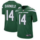 Men's New York Jets Sam Darnold #14 Green Player Game Jersey 2019! - NEW BRAND