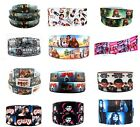 2 X METRES FILM MUSICAL CHARACTER RIBBON HAIR CAKE CRAFT 22MM - 25MM POLYESTER on eBay