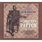 Charley Patton - The Definitive (NEW 3 x CD)