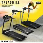 Genki New Electric Treadmill Gym Home Running Exercise Machine Fitness Equipment