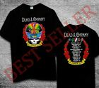 new Dead and Company 2019 Summer Tour Date T-Shirt Black Shirt UNISEX S-2XL
