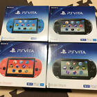 Kyпить New Sony Playstation PS Vita PCH-2000 Black, Blue, Red,Silver,White,Other colors на еВаy.соm