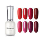 Harunouta 12ml Gel Polish Red Series Soak Off  Tips Nail Art UV Gel Varnish
