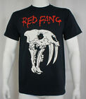 Red Fang Band Prehistoric Dog T-Shirts Cotton M-3XL US Men's Clothing Trend 2019