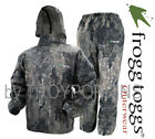 FROGG TOGGS RAIN GEAR-AS1310-61 ALL SPORT REALTREE TIMBER CAMO MENS SUIT HUNTINGJacket & Pant Sets - 177872