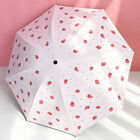Compact Folding Manual Sun Rain Umbrella Travel Parasol Portable Windproof
