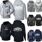 NFL Dallas Cowboys Hoodie Men's Sweater Spring Unisex Football Training Hooded on eBay