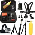 GoPro HERO7 Black Action Camera Accessories Kit For Go Pro Hero 6/5/4 New Model
