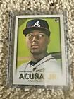 2018 Topps Fire Topps Update Ronald Acuna Pick Your Card Rookie Card Inserts
