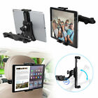 Car Back Seat Holder Mount Headrest For iPhone Samsung iPad Phone GPS Tablet