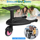 Kyпить Stand/Sit Onboard Stroller / Pushchair / Buggy Step Board With Universal Adapter на еВаy.соm