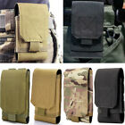 Tactical Molle Nylon Cell Phone Pouch Army Holster Case Pouch Bag For Smartphone