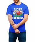 Cmon INDIA Cricket World Cup 2019 T-Shirt Mens Womens Kids Jersey Flag Indian