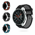 Replacement Soft Silicone Sport Watch Band Strap For Samsung Galaxy Watch 46mm