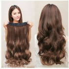 Real Thick Full Head Clip In Hair Extensions Long Straight Hair Extensions WIG