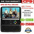 Gpd Win 2 Game Tablet Intel Core Handheld Game Console Windows10 8+128/256gb Hy